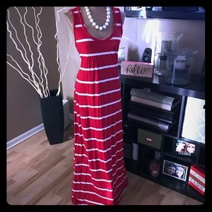 Dresses & Skirts - Red Tank dress
